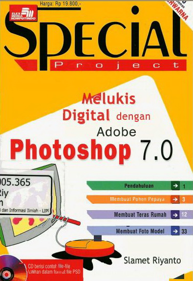 Digital Painting Dengan Adobe Photoshop 7.0